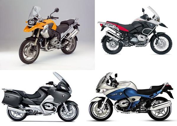 2005-08 BMW R-Series motorcycles being investigated for possible recall
