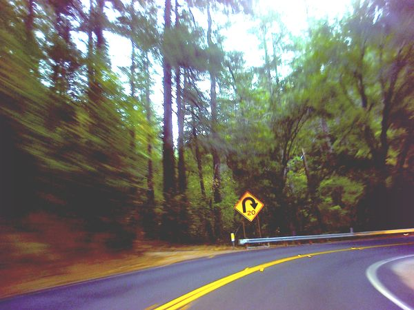 California Route 29 - Twisty Motorcycle Roads