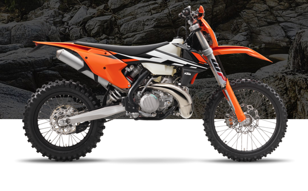 KTM's First Fuel-Injected Production 2-Stroke 250 & 300 Enduros Are Coming