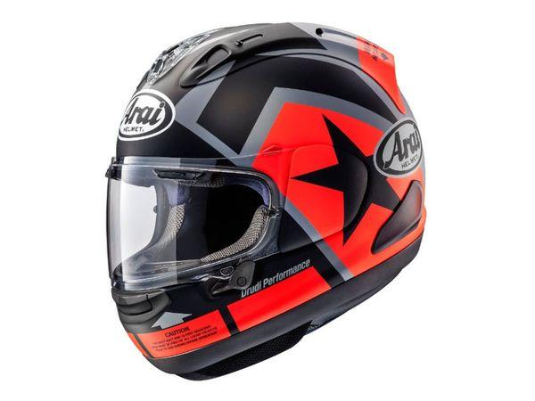 New Maverick Viñales Replica Arai Helmet For Summer 2017