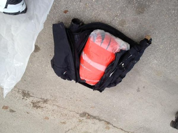 CrashLight packing Danny