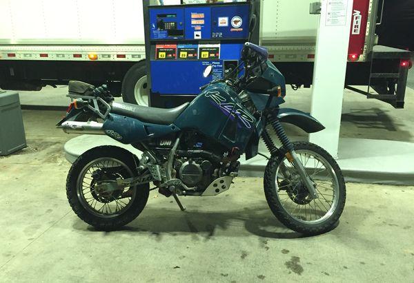 1998 Kawasaki KLR 650