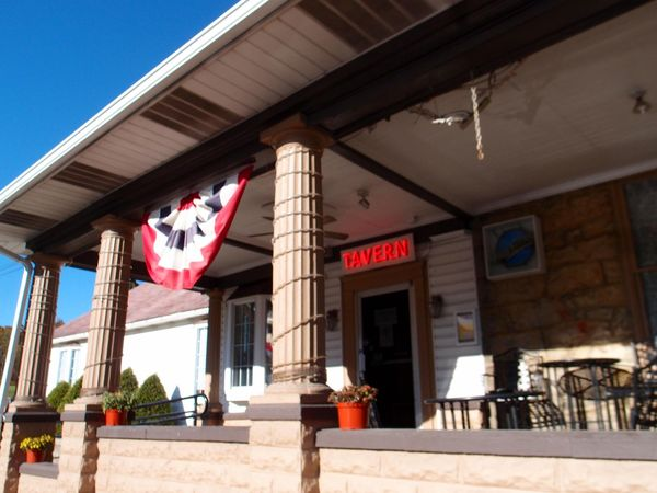 Stonehouse Inn exterior
