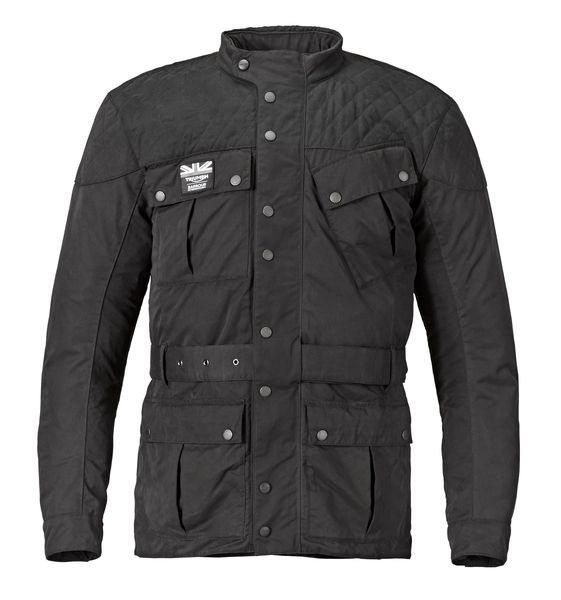 Triumph Barbour - Stylish