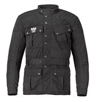 Triumph Quilted Barbour Jacket: A Waxed Triumph