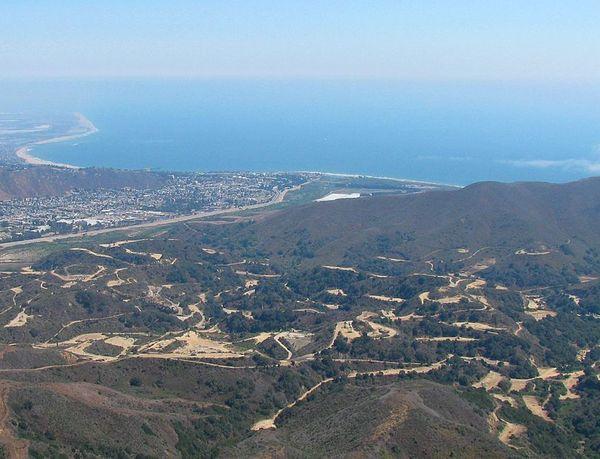Ventura Oil Field