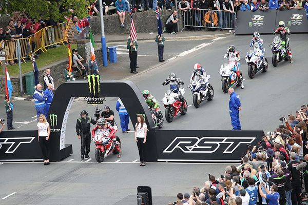 2017 Isle of Man TT